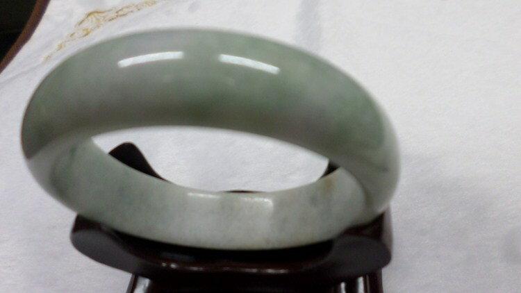 【翡翠淘寶坊】手環.玉鐲w2021/春帶彩18圍  寬13mm