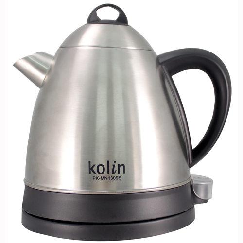 《省您錢購物網》 福利品~歌林kolin 1.3L不鏽鋼快煮壺(PK-MN1309S)