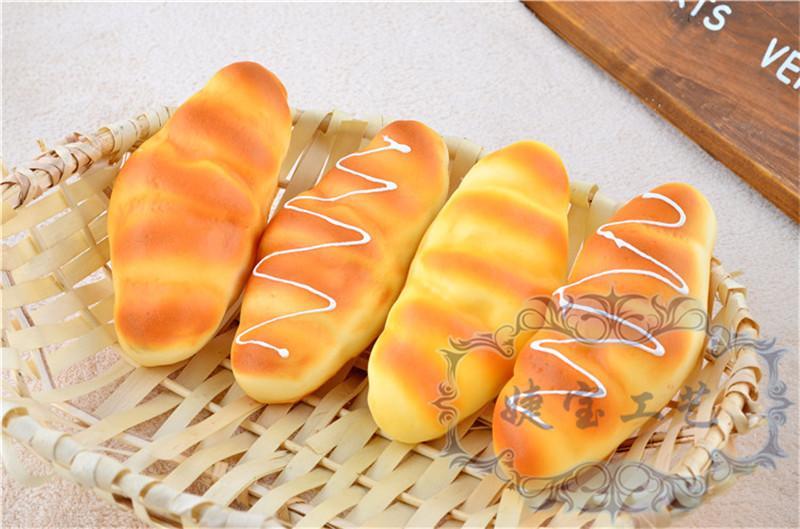 仿真三角形麵包模型4個價格