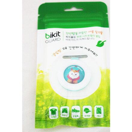 敵富朗超巿:[敵富朗超市]韓國BikitGuard精油防蚊扣