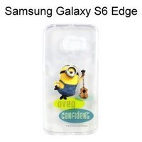 小小兵手機殼及配件推薦到小小兵透明軟殼 [OVER] Samsung G9250 Galaxy S6 Edge【正版授權】就在利奇通訊推薦小小兵手機殼及配件
