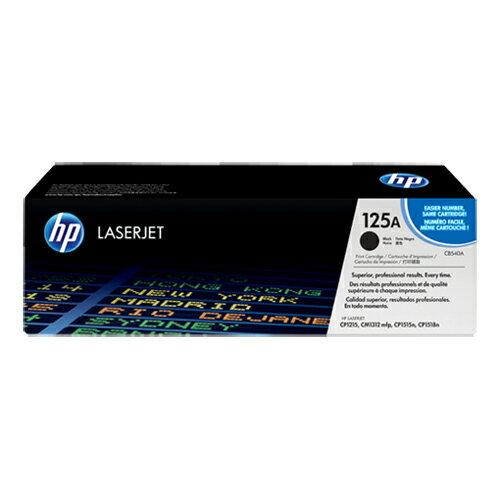 【免運】HP 原廠黑色碳粉匣 CB540A 適用 HP CLJ CP1215/1518