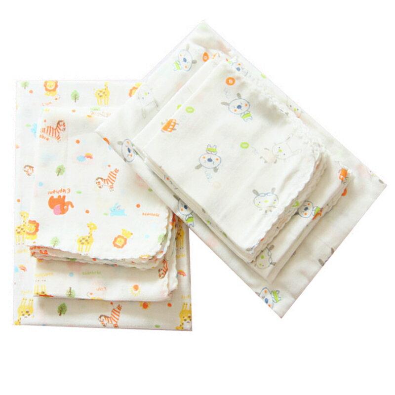 紗布8件組 純棉 嬰兒紗布巾 (紗布浴巾+紗布澡巾+手帕) HS0120 好娃娃 1