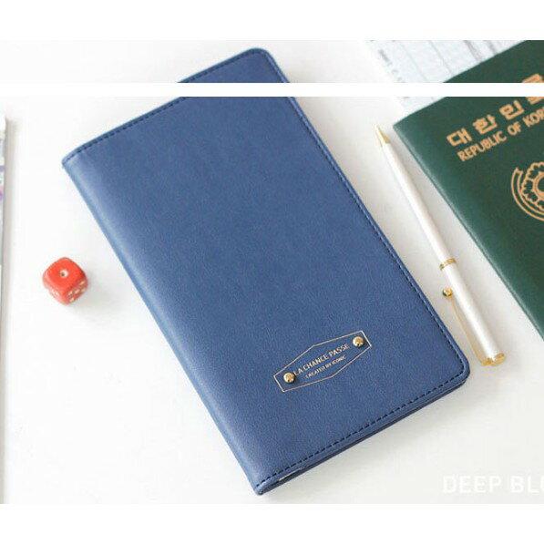 防消磁皮面護照套【w017法蒂希】 旅行中長款護照夾DIGITAL INTERNATIONAL ELECT1108劉