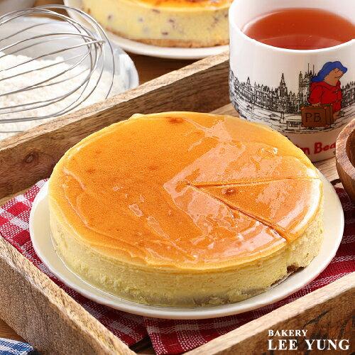 經典重乳酪Classic Cheese Cake 6吋蛋糕 香濃口感 超人氣商品