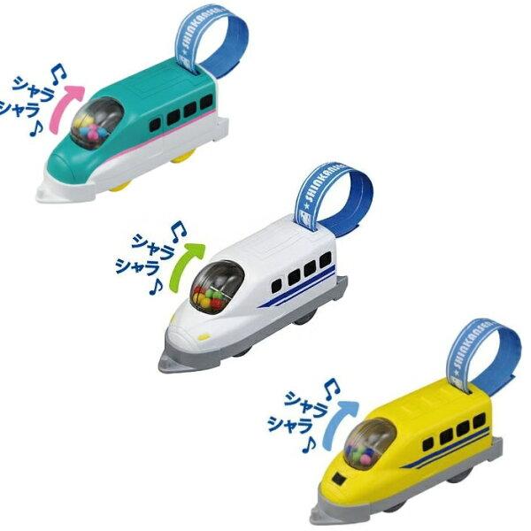 日本【TAKARATOMY】寶寶專屬PRARAIL多美小火車系列(3色)