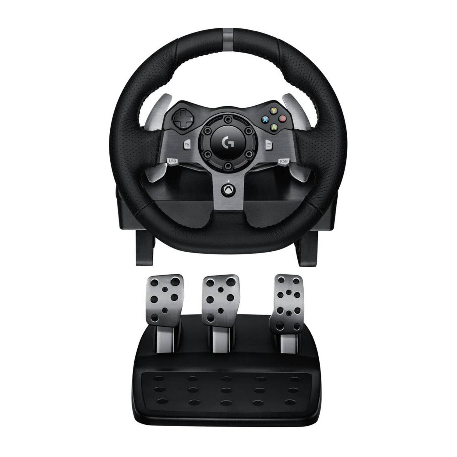 Refurb Logitech G920 Driving Force Racing Wheel Dual Motor Force