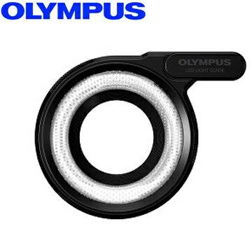 MY DC數位相機館:限時現金價OLYMPUSLG-1防水相機TG系列專用LED環型輔助燈元佑公司貨閃光燈輔助燈補光燈TG3TG2LG1