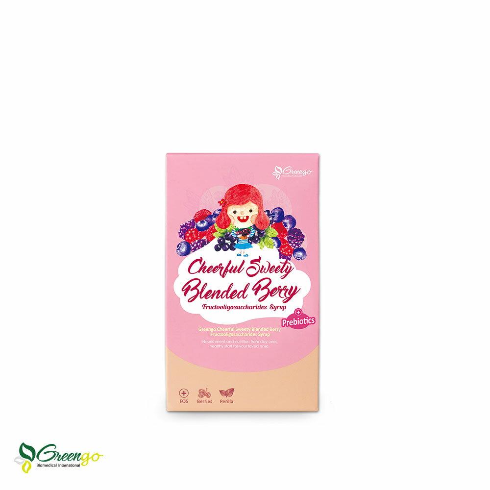 【寶寶爽】果寡糖綜合莓果漿(10ml*3包) - 限時優惠好康折扣