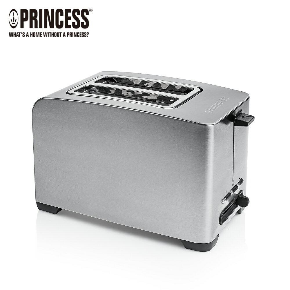 荷蘭公主 不鏽鋼多功能烤麵包機 142356 0