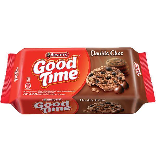 【澳洲雅樂思】好時光雙重巧克力餅乾 72g