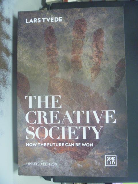 ~書寶 書T5/財經企管_OLR~The Creative Society_Lars Tv