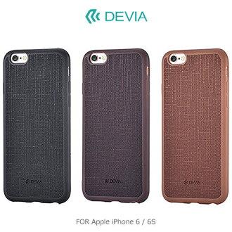 【愛瘋潮】DEVIA Apple iPhone 6 / 6S 蟬翼保護套(英範) 背蓋 軟殼 保護殼 手機殼