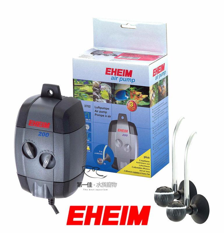 """[第一佳水族寵物] """"打氣機 空氣機""""德國伊罕EHEIM 超靜音空氣馬達(打氣幫浦) [200型-3702] 免運"""