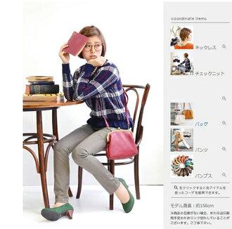 側背包 日系銅釦開口皮革兩用包(無把手) 手拿包 化妝包 【7色可選】
