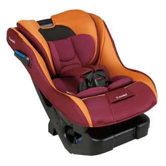 Combi康貝 - New Prim Long S 0-7歲汽車安全座椅(汽座) -巴洛克紅