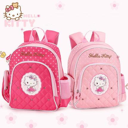正版 Hello Kitty 凱蒂貓 幼兒園書包 可愛寶寶1-6歲後背包-KT1045
