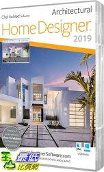 [7美國直購] 2018 amazon 亞馬遜暢銷軟體 Chief Architect Home Designer Architectural 2019