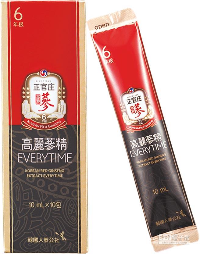 正官庄 高麗蔘精EVERYTIME 10包/盒