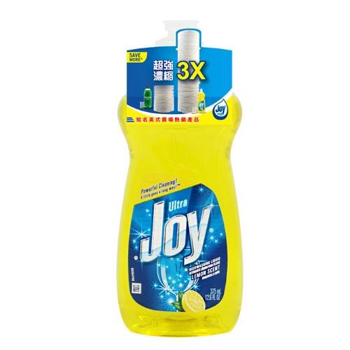 JOY 天然檸檬濃縮食器洗滌液 12.6oz