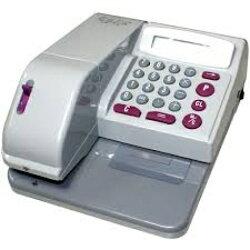 歐元EURO CW-10 微電腦中文/數字雙用型支票機(同UB優美 SO EASY III)