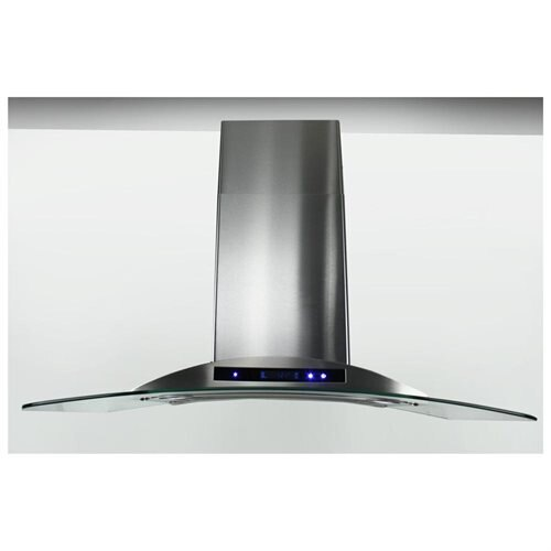 """AKDY New 36"""" European Style Wall Mount Stainless Steel Range Hood Vent Touch Control AK-198KN 36"""" 3"""