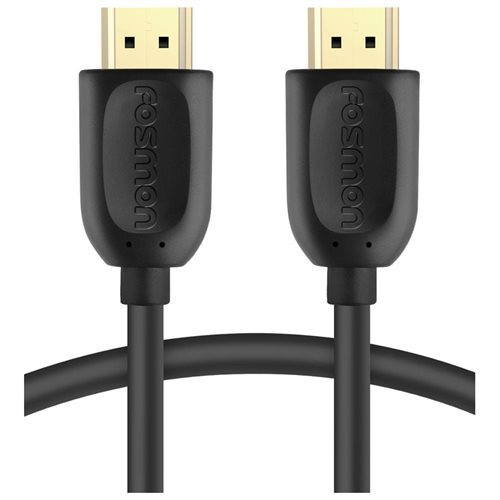6ft HDMI cable version 1.3 gold plated 4e881f3055cd01f8dd5a3e3f858d2180