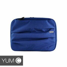 【美國Y.U.M.C.Haight城市系列Laptopsleeve13吋筆電包海水藍】電腦包保護包斜肩包可容納13.3寸筆電平板【風雅小舖】