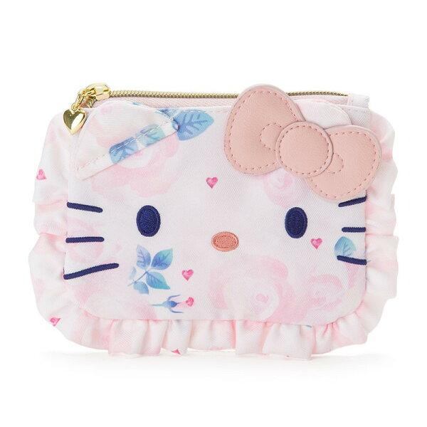 X射線【C760734】HelloKitty面紙化妝包-GTV,美妝小物包筆袋面紙包化妝包零錢包收納包皮夾手機袋鑰匙包
