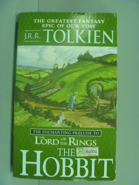 ~書寶 書T1/原文小說_GEA~The Hobbit or There and back