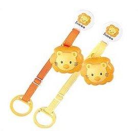 【淘氣寶寶】小獅王辛巴Simba衛生奶嘴鍊S1736
