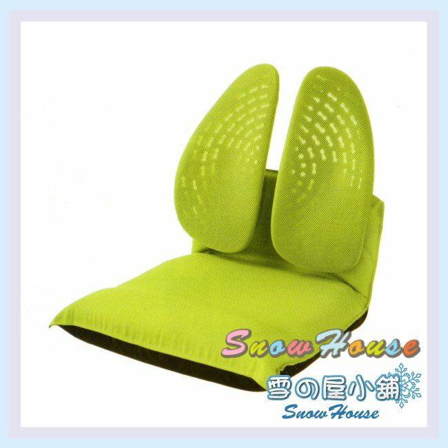 ╭~雪之屋居家 館~╯AA193~05 WR~9051T和室椅 綠   扶手椅  辦公椅