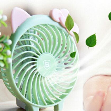 Baseus空調小風扇迷你可充電/USB/手持電風扇/手拿/隨身/學生宿舍/辦公室 1