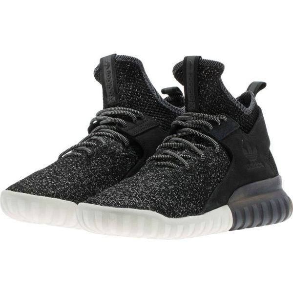 【蟹老闆】Adidas 愛迪達 TUBULAR x ASW PK 黑色 果凍底 高筒 男女段 運動休閒鞋