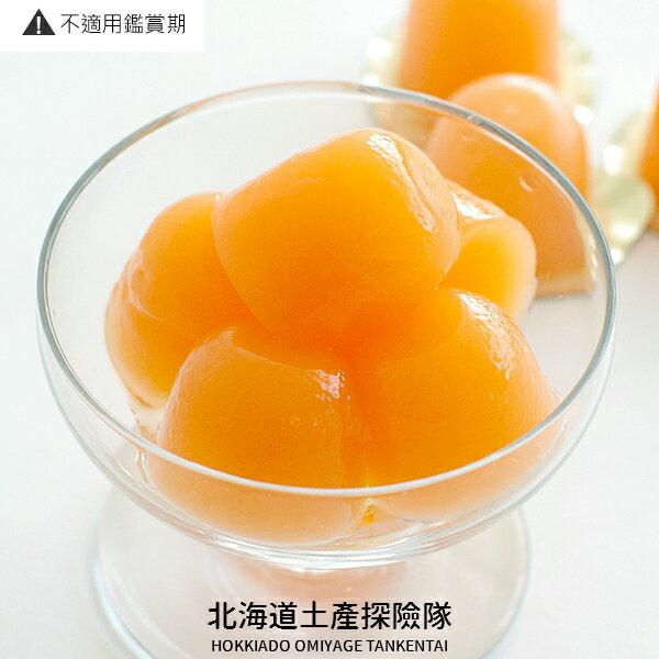 「日本直送美食」[HORI] 夕張哈密瓜果凍 (迷你 20個) ~ 北海道土產探險隊~