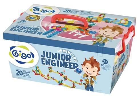 【智高 GIGO】小小工程師系列-迷你動物園 #7360