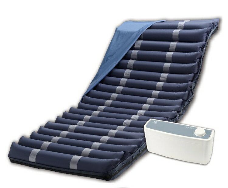 淳碩 交替式壓力氣墊床(未滅菌) TS-103 旋鈕型4吋3管氣墊床加贈好禮