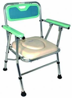 鋁合金便器椅 便盆椅 ~~EVA背墊FZK4527