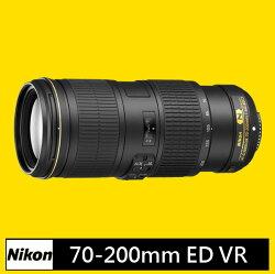 ※NIKON AF-S 70-200mm f/4G ED VR  ★(國祥公司貨)★FX 全幅鏡★登錄