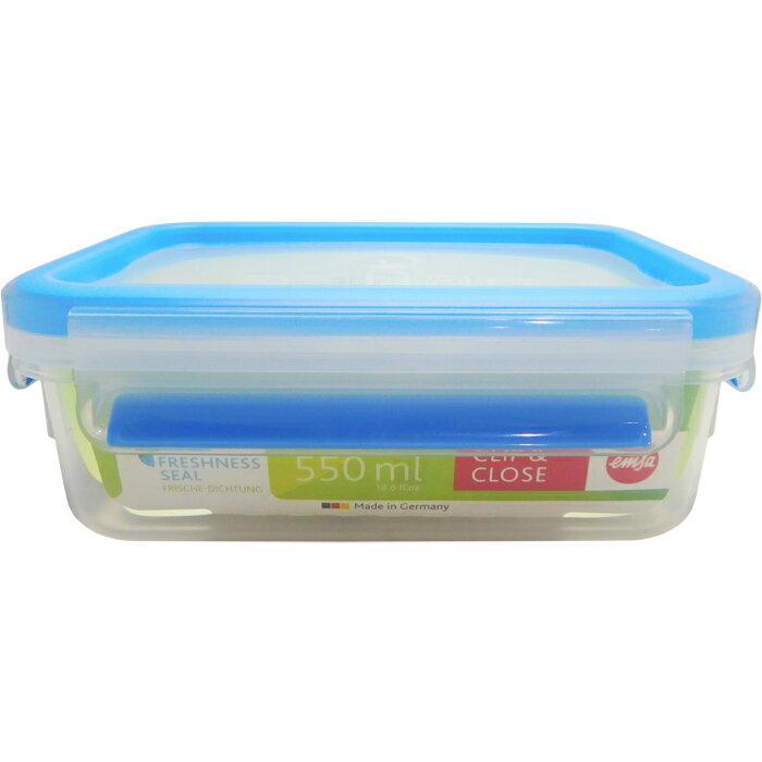 德國EMSA-3D保鮮盒(0.55L)