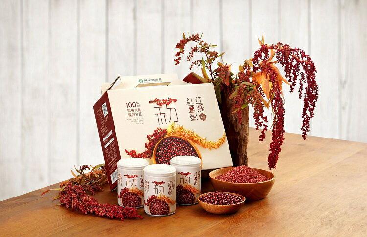 屏農 紅藜紅豆粥(250g*12入 / 盒) [大買家] 3