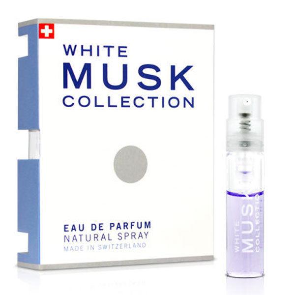 Musk Collection 瑞士經典白麝香淡香水 1.4ml 針管【A005449】《Belle倍莉小舖》