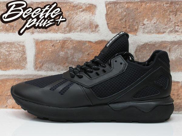BETTLE ADIDAS TUBULAR RUNNER Y-3 平民版 黑武士 全黑 黑魂 愛迪達 慢跑鞋 B25526 0