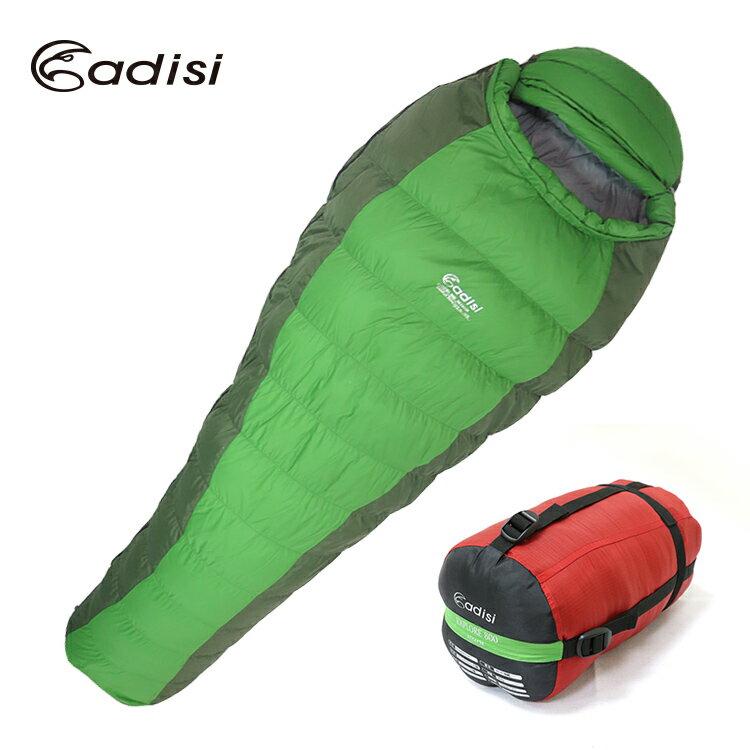 ADISI EXPLORE 800 羽絨睡袋 AS14128/城市綠洲(露營、睡袋、鵝絨保暖、戶外露營)
