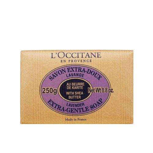 愛美麗福利社:L'Occitane歐舒丹乳油木薰衣草皂250g