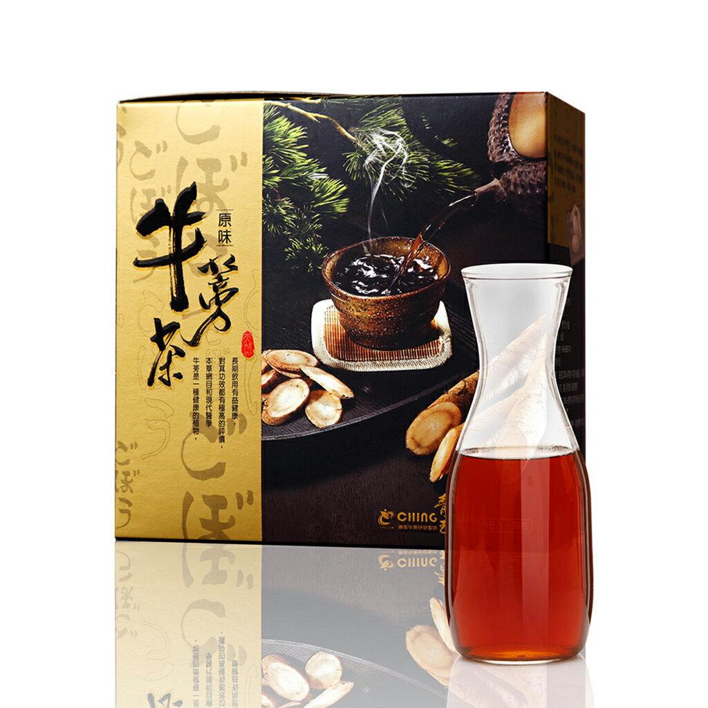 青玉牛蒡茶 原味牛蒡茶包 6g~16包  盒