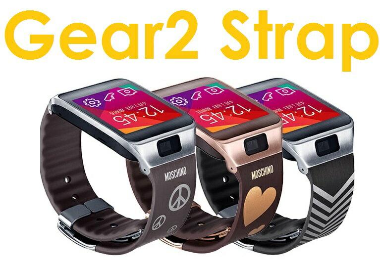 【原廠吊卡盒裝】三星 Samsung Gear 2 Strap (R380) 原廠時尚錶帶(不含錶)