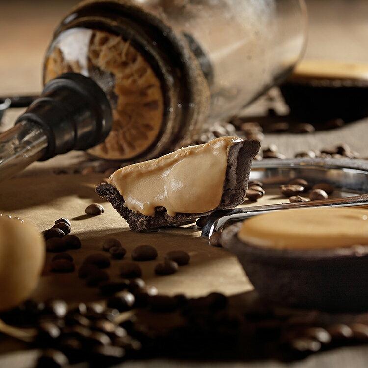 【安普蕾修Sweets】焦糖咖啡起士塔 (10入/盒)|安普蕾修Sweets|起士塔| 團購美食|甜點下午茶|禮盒