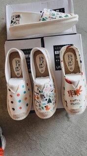 竹編帆布休閒鞋帆布鞋帆布休閒鞋帆布包鞋卡通包鞋_櫻花寶寶