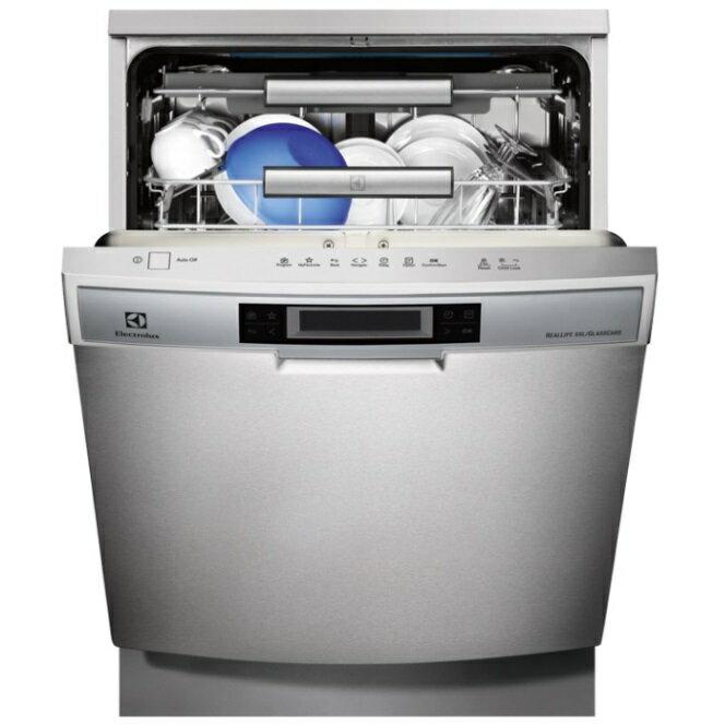 ★106/12/31前贈伊萊克斯義式咖啡機 EES200E Electrolux 瑞典 伊萊克斯 ESF8810ROX 60cm獨立式洗碗機